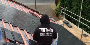 Expert roofers in Nottingham and Derby